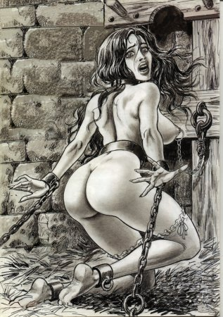 бдсм пытки средневековья