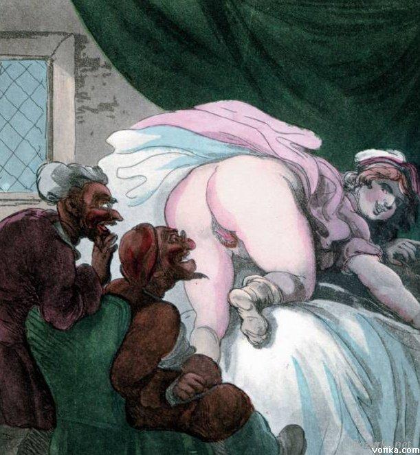 Расказ порно средние века 8 фотография