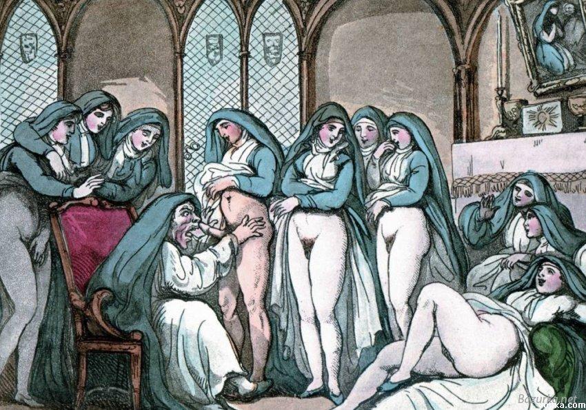 Видео секс в средние века