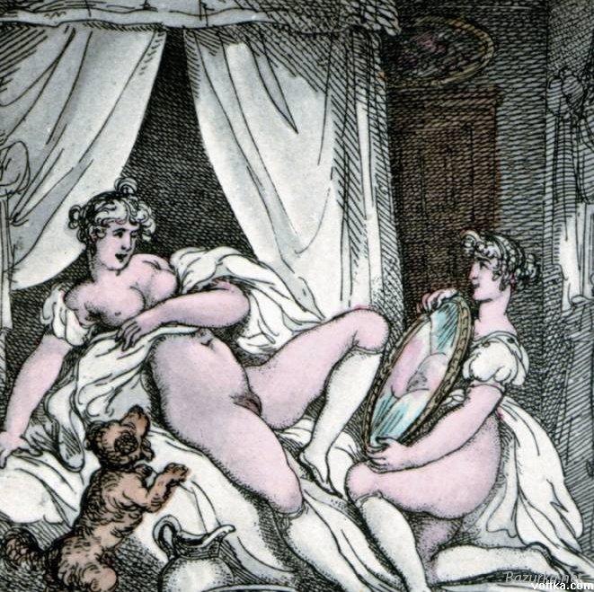 эротика в 17 веке