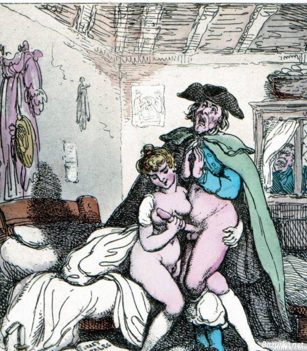 порно в виде 16 века