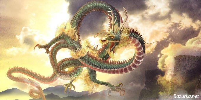 Эти существа итак картинки драконы