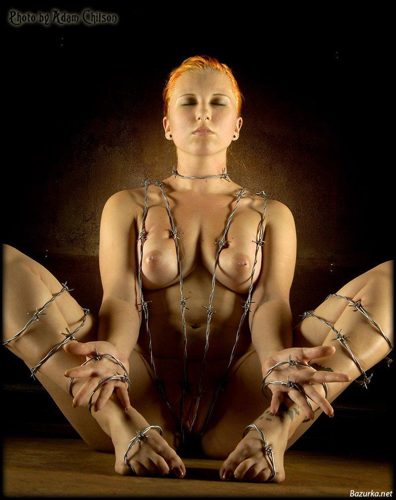 Девушки рабыни, позы БДСМ, позы рабыни, воспитание рабыни ...