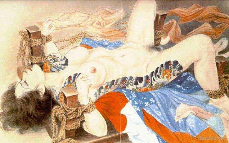 Рисунки БДСМ Автора Yoji Muku (55 штук) .