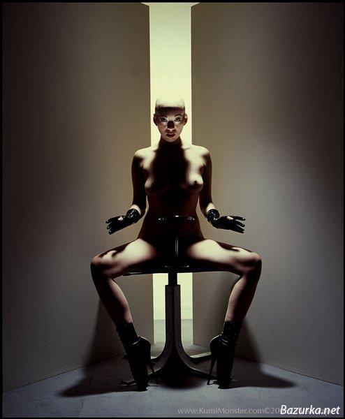 Сайт фетишистов лысые девушки — img 12
