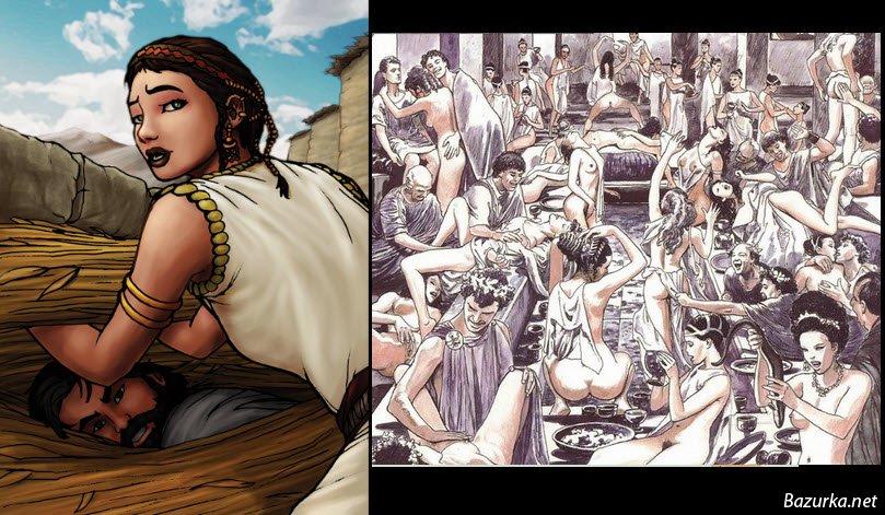 Проститутки Римская
