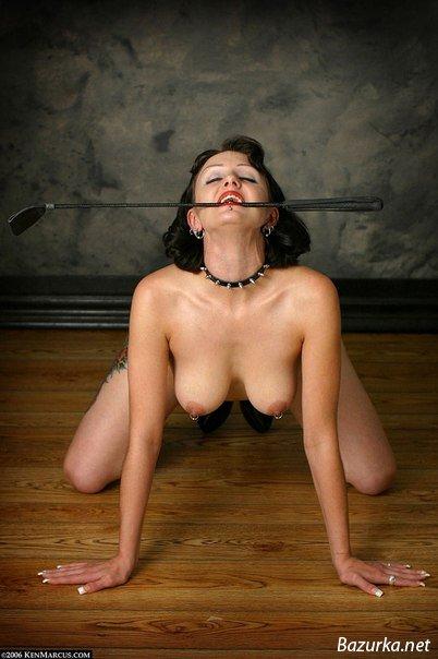 связанные голые девки с ошейником фото