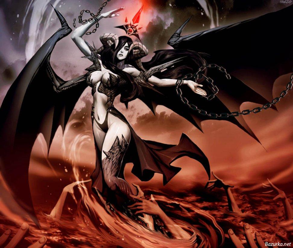 Succubus and demon xxx movie