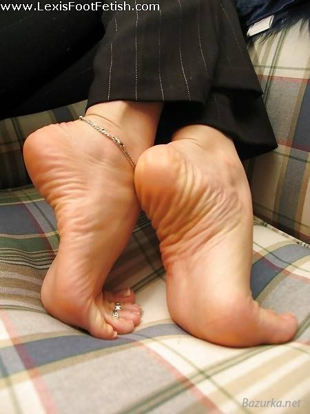 Фетиш ступней ног