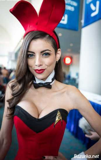 Cosplay on COMIC-CON 2014