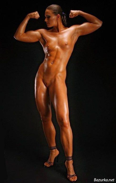 Фото женщин эротические мускулистых