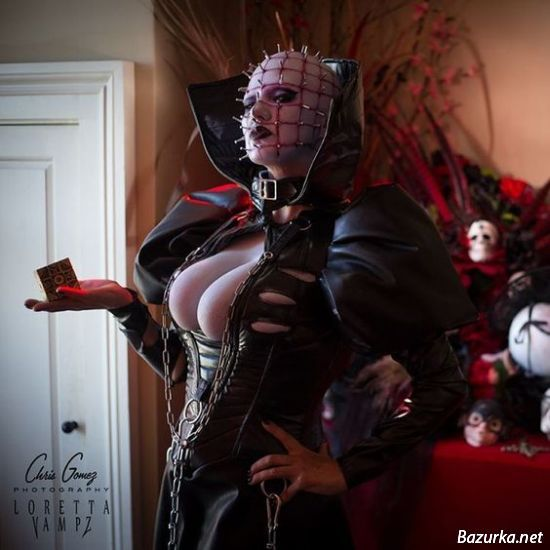 Hellraiser Cosplay